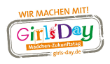 Banner für Girls Day